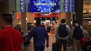 Polícia com surto psicótico faz funcionária refém no aeroporto de São Paulo e ameaça explodir bomba