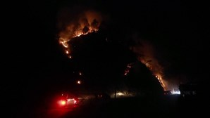 Incêndios florestais agravam poluição do ar no Nepal