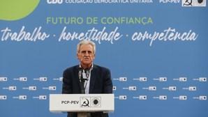 Jerónimo apresenta João Ferreira e CDU como alternativa em Lisboa