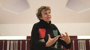 Mulher de Guterres na Fundação Berardo