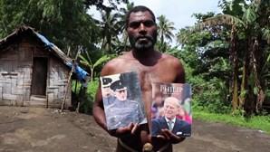 Em Vanuatu também se chora a morte do príncipe Filipe