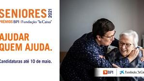 """O BPI e a Fundação """"la Caixa"""" lançam hoje a 9ª edição do Prémio Seniores"""