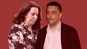 """""""Não fui eu quem te pôs na cadeia"""": Veja tudo o que Rosa Grilo escreveu nas 41 cartas que enviou ao amante"""