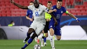 Porto vence Chelsea mas golo de Taremi não chegou para levar dragões às meias-finais da 'Champions'