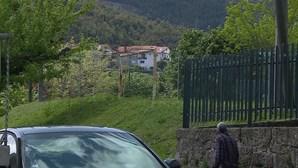 Poste cai em escola de Arouca e atinge quatro crianças. Uma está em estado grave