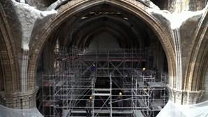 Catedral de Notre-Dame fora de perigo dois anos após ter sido atingida por fogo