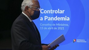 183 mil pessoas vacinadas contra Covid-19 este fim de semana, anuncia António Costa