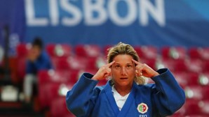 Telma Monteiro conquista medalha de ouro nos Europeus de judo