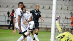 Sporting regressa às vitórias após triunfo frente ao Farense