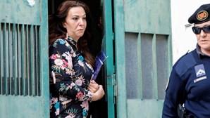 Rosa Grilo abandonada por todos na cadeia: Telefonema revela que advogados recusam defender viúva homicida