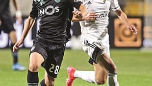 Leão regressa às vitórias com golo de Pote