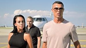 Os segredos da nova mansão de Cristiano Ronaldo e de Georgina Rodríguez