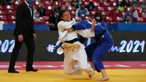 Portuguesa Bárbara Timo conquista bronze nos Europeus de judo