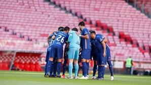 Benfica escorrega e perde frente ao Gil Vicente: Águias cada vez mais longe do título