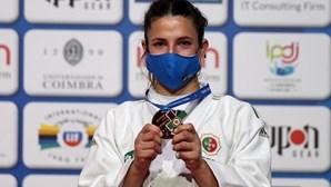"""Judoca Bárbara Timo diz que queria """"dar tudo"""" para subir ao pódio dos Europeus"""