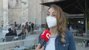"""""""Retirar a máscara quando é mesmo necessário"""": Médica deixa conselhos sobre regresso seguro às esplanadas"""
