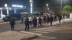 Dezenas de multados na Cova da Moura por incumprimento das regras de combate à Covid-19