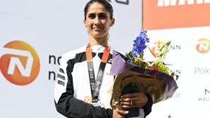 Sara Moreira torna-se na terceira maratonista portuguesa dos Jogos Olímpicos Tóquio2020