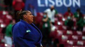 Rochele Nunes conquista medalha de bronze nos Europeus de judo