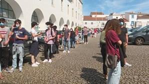 Universidade de Évora quer testar todos os alunos à Covid-19 até final de maio