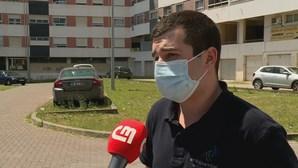 """""""Nenhum familiar desceu"""": Vizinho tentou socorrer menino que morreu em queda de prédio na Póvoa de Santa Iria"""