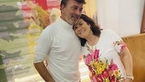 """""""O meu coração sangra só de te ver"""": Dolores Aveiro mostra encontro com Tony Carreira"""