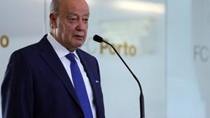 """Final da Liga dos Campeões é """"prova de confiança na estrutura do FC Porto"""", diz Pinto da Costa"""