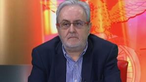 """Braz Frade: """"Vieira não despede Jesus mesmo que acontecesse uma catástrofe"""""""