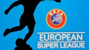 Tribunal de Madrid proíbe UEFA, FIFA e Federações de punir clubes da Superliga