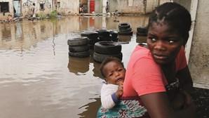 Mais de oito mil desalojados devido ao mau tempo em Angola