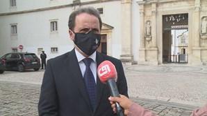 Regresso dos estudantes da Universidade Coimbra está a ser feito de forma faseada
