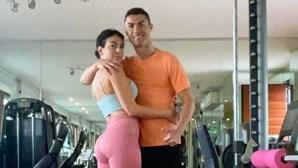 Madrid no topo das preferências de Cristiano Ronaldo e Georgina