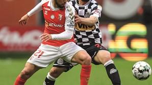 Sp. Braga vence Boavista
