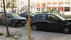 Duas mulheres em estado grave após colisão frontal em Lisboa