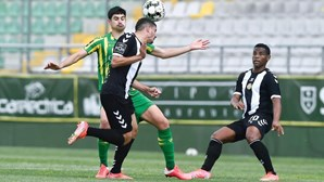Tondela impõe 10.ª derrota seguida ao Nacional e sobe ao nono da I Liga