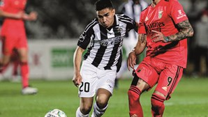 Benfica goleia Portimonense no Algarve