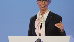 Banco Central Europeu prevê primeiro trimestre negativo para a economia europeia