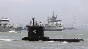 Oxigénio de submarino desaparecido com 53 tripulantes a bordo acaba hoje