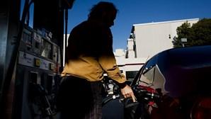 Preço da gasolina desce a partir de segunda-feira