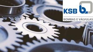 Peças originais KSB duram 6 vezes mais
