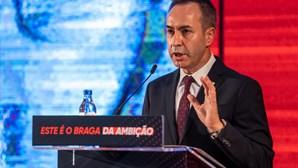 """Presidente do Sp. Braga quer regresso do clube a um Estádio 1.º de Maio de """"terceira geração"""""""