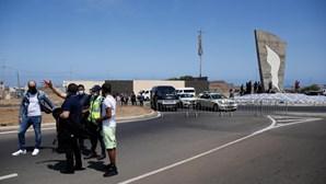 Avião da TAP atingido por ave no aeroporto da Praia em Cabo Verde