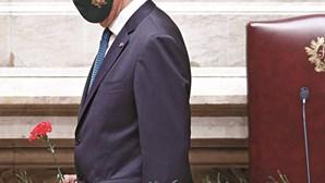 Marcelo Rebelo de Sousa elogia Eanes e militares da madrugada de 25 de Abril