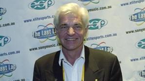 Morreu o antigo nadador australiano John Konrads, campeão olímpico em Roma1960