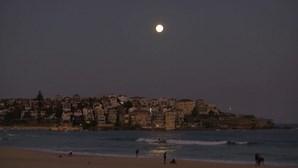 Primeira Super Lua de 2021 já se vê na Austrália