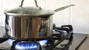 Consumo de gás natural sobe 57% em abril em termos homólogos