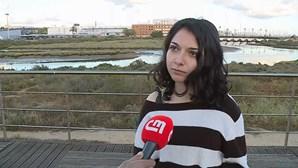 """""""Vou abraçar a minha irmã"""": Mariana fala em exclusivo ao CM após ser absolvida do homicídio de Diogo no Algarve"""