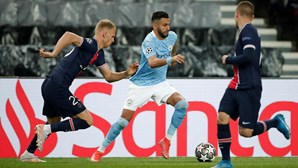 Manchester City 'vira' resultado em Paris e 'pisca o olho' à final da Liga dos Campeões