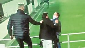Imagens de agressão a repórter chegam para tirar licença de intermediário a Pedro Pinho