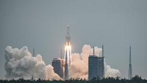 China lança módulo principal da sua primeira estação espacial permanente